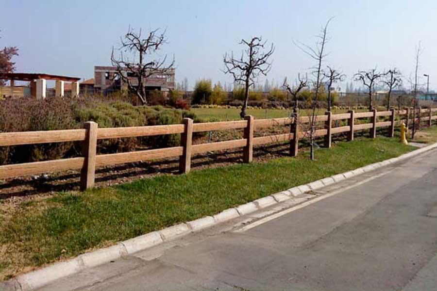 Naturalgreen obras civiles - Cierres de madera ...
