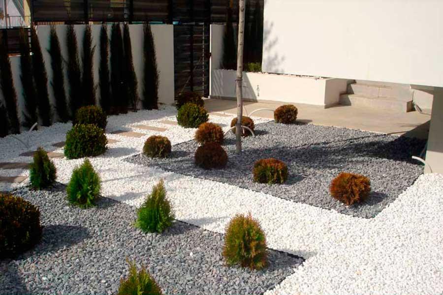 Paisajismo minimalista desde el siglo xix construarte c a - Paisajismo minimalista ...