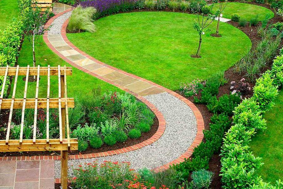 Naturalgreen dise o de jardines for Diseno de jardines